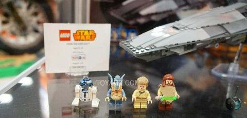 Erste Eindrücke der SDCC 2015 LEGO Star Wars Booth