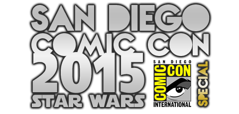 SDCC 2015 Star Wars – alle News