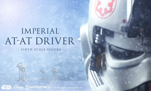 Sideshow AT-AT Driver
