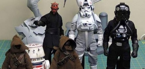Erste Bilder der Sideshow Star Wars Neuheiten