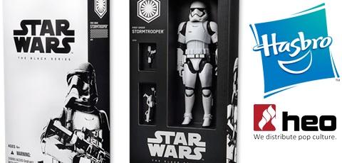 Hasbro First Order Stormtrooper auf der Noris Force Con 4 erhältlich!