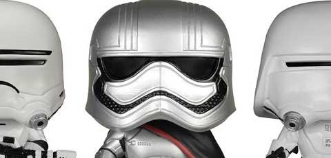 Viele neue Funko Star Wars Figuren aufgetaucht