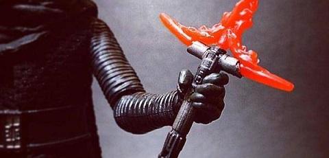 Mögliches Bild der Black Series Kylo Ren 6 inch Figur