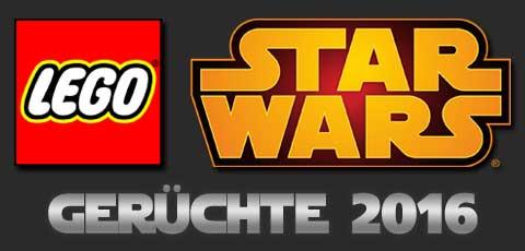 LEGO Star Wars 2016 – erste Liste aller Winter-Sets aufgetaucht