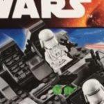 LEGO Star Wars 75100 First Order Snowspeeder T