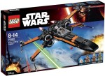 LEGO Star Wars 75102 Poes X-wing Starfighter