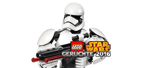LEGO Star Wars 2016 Winter Sets – Namen, Nummern und Preise