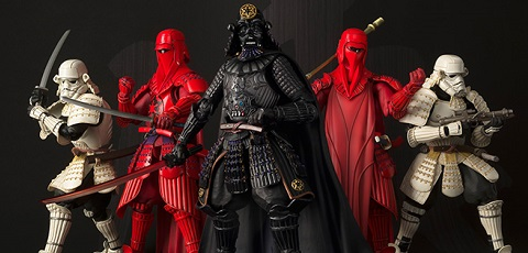 Tamashii Nations Movie Realization Star Wars – Sandtrooper & Royal Guard vorgestellt