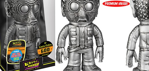 #shortcut: Funko Hikari Sofubi Platinum Greedo als NYCC 2015 Exclusive