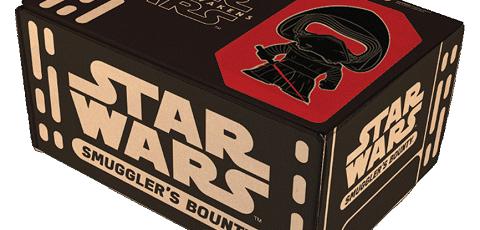 #shortcut: Funko Star Wars Smuggler's Bounty veröffentlicht
