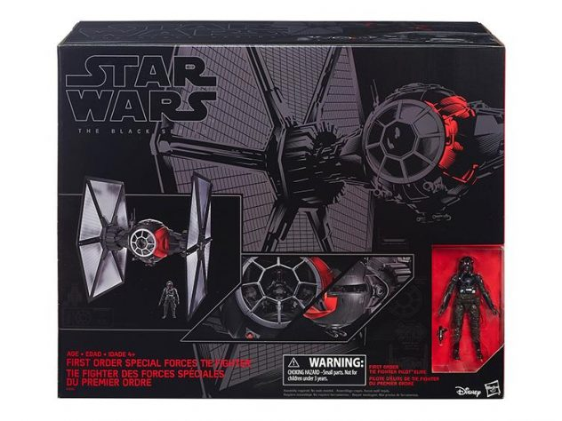 Hasbro Black Series Special Forces TIE Fighter (2)