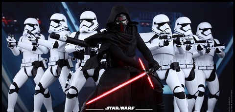 #shortcut: Alle Hot Toys The Force Awakens Figuren sind vorbestellbar!