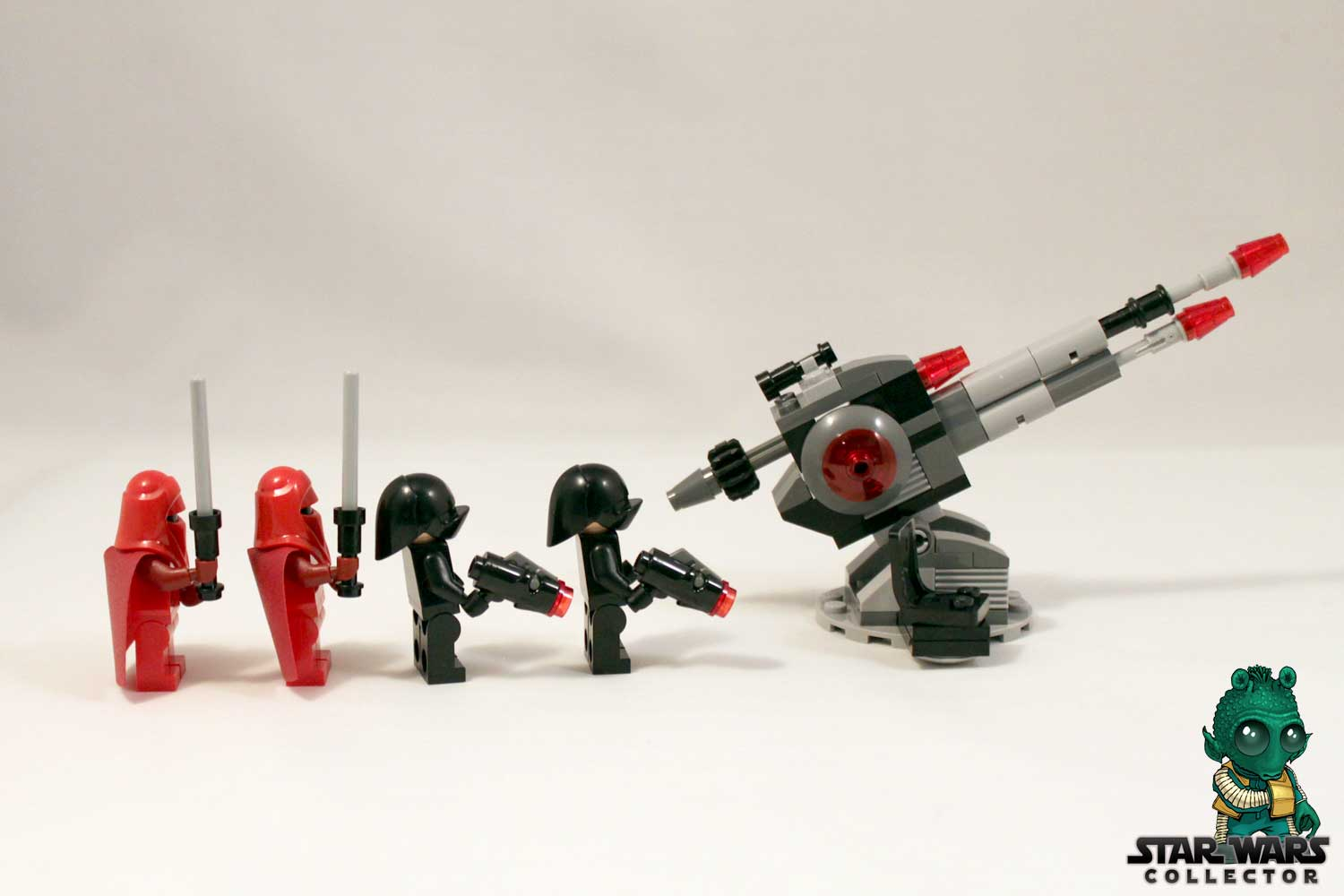Review LEGO Star Wars Death Star Troopers