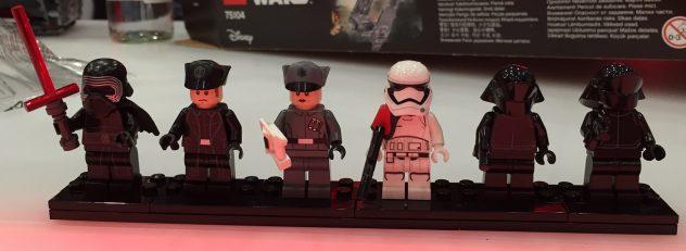 LEGO 75104 Minifigs