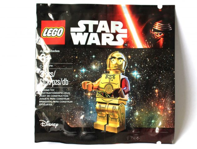 LEGO Star Wars C-3PO The Force Awakens (7)