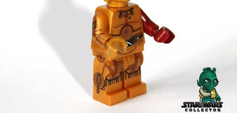LEGO Star Wars C-3PO Polybag (5002948) – Review