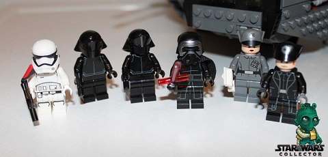 #review: LEGO Star Wars 75104 Kylo Ren's Command Shuttle
