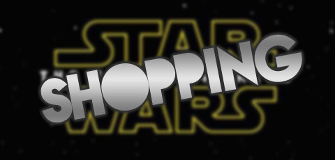 Die 3 Star Wars Shopping Tipps der Woche (29.11.2015)