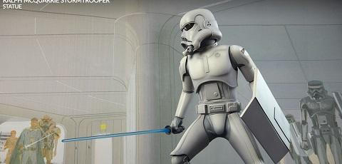 #shortcut: Sideshow Stormtrooper McQuarrie Concept – Pre-Order gestartet!