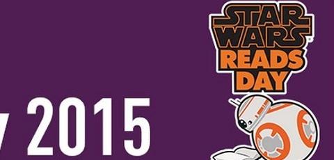 Alle Informationen zum Star Wars Reads Day 2015