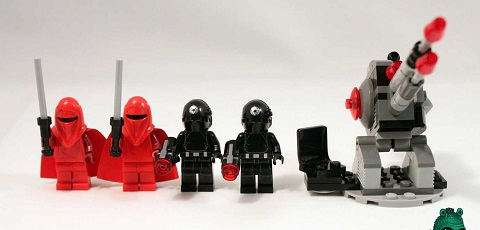 #review: LEGO Star Wars 75034 Death Star Troopers