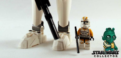 #review: LEGO Star Wars 75108 Commander Cody