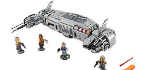 So sehen die ersten LEGO Star Wars 2016 Sets aus!