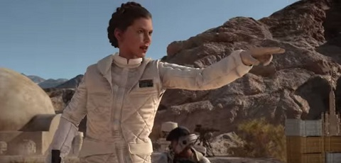 #shortcut: Star Wars Battlefront Gameplay Launch Trailer erschienen!