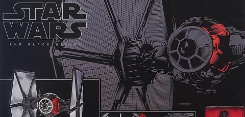 #shortcut: Hasbro Black Series First Order Special Forces TIE Fighter für nur 182,00 €!