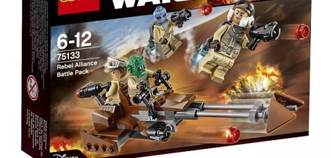 #shortcut: Neue LEGO Star Wars 2016 Bilder!