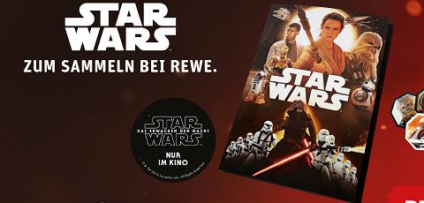 REWE Star Wars Aktionswochen