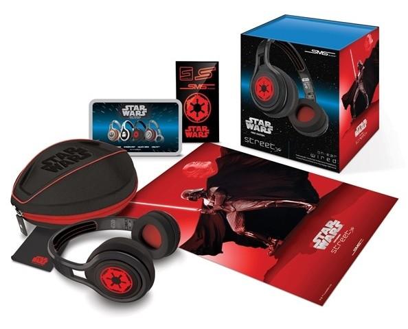 SMS Audip Galactic empire Headphones