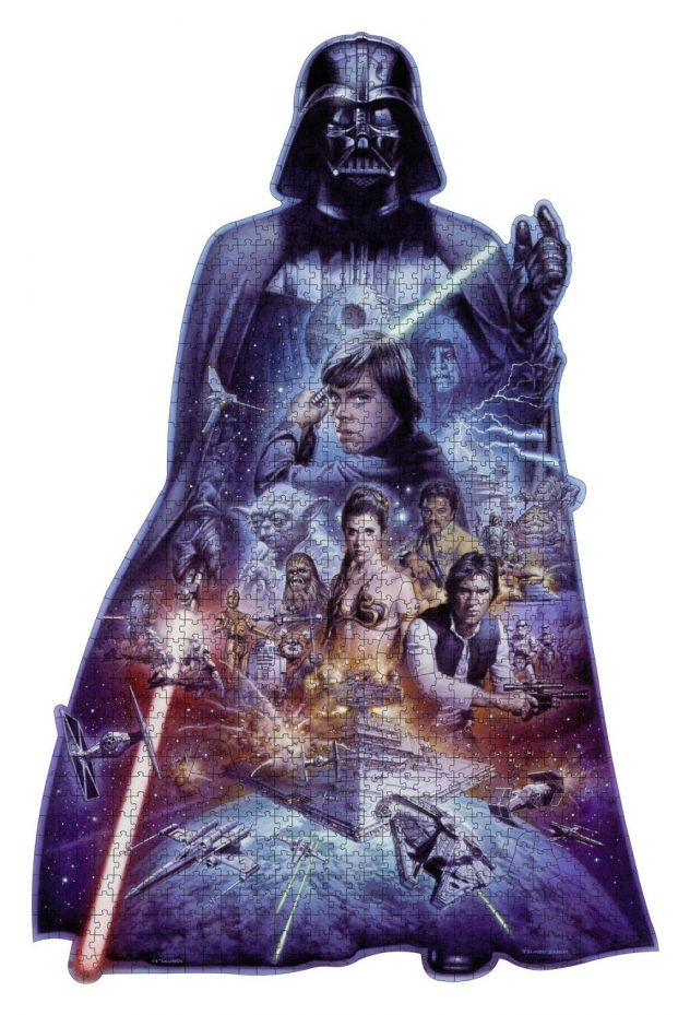 Vader Puzzle