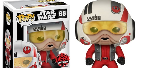 Neue Funko Star Wars The Force Awakens POP Figuren veröffentlicht!