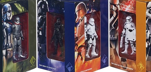 #shortcut: Neues Hasbro The Force Awakens Troop Builder Pack im Angebot!