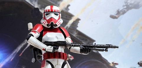 PlayStation 4 x Hot Toys Battlefront Shock Trooper vorgestellt!