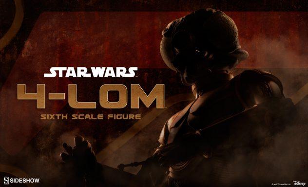 Sideshow 4-LOM Sixth Scale