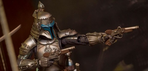 #shortcut: Tamashii Nations Meisho Movie Realization Jango Fett ausgestellt!