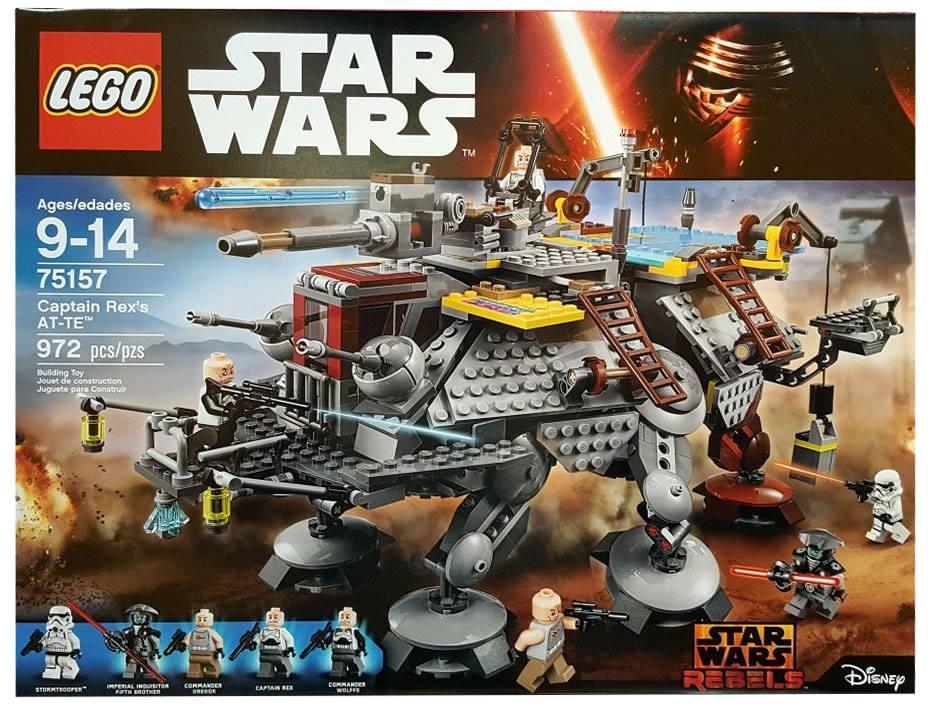 Übersicht zu allen neuen LEGO Star Wars Sommer 2016 Sets