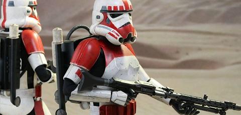 Der Hot Toys Shock Trooper ist nun doch weltweit verfügbar!