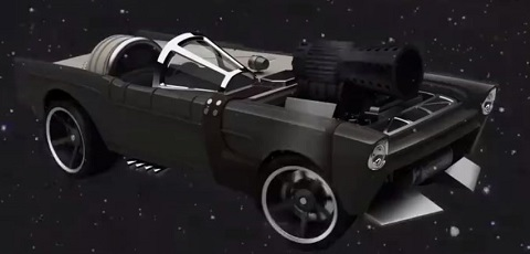 Hot Wheels Han Solo Character Car zu The Force Awakens vorgestellt!