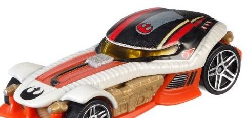#shortcut: Neue Hot Wheels Star Wars Character Cars aufgetaucht