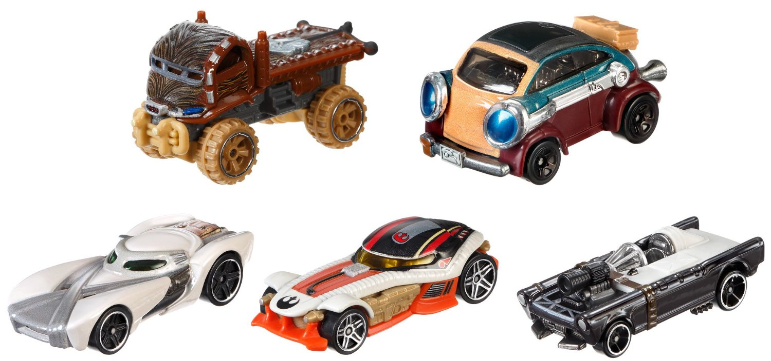 shortcut neue hot wheels star wars character cars aufgetaucht. Black Bedroom Furniture Sets. Home Design Ideas