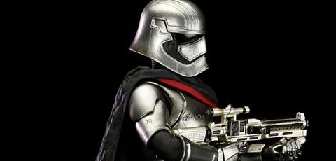 #shortcut: Kotobukiya Captain Phasma Production Update