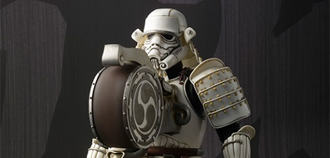 Tamashii Nations zeigt neuen Taikoyaku Stormtrooper