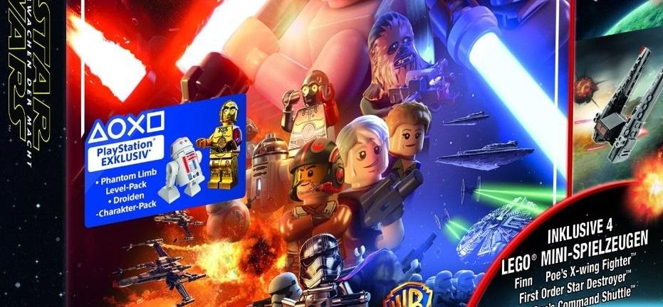 LEGO Star Wars: The Force Awakens – zwei weitere Editionen mit exklusivem Zubehör!