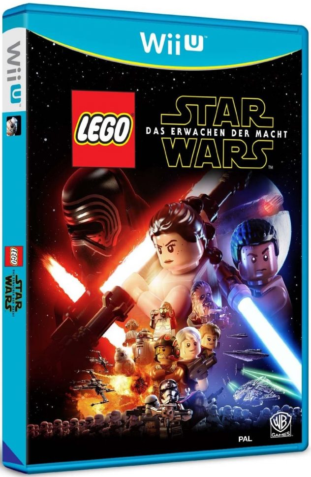 LEGO Star Wars The Force Awakens Game Special Edition