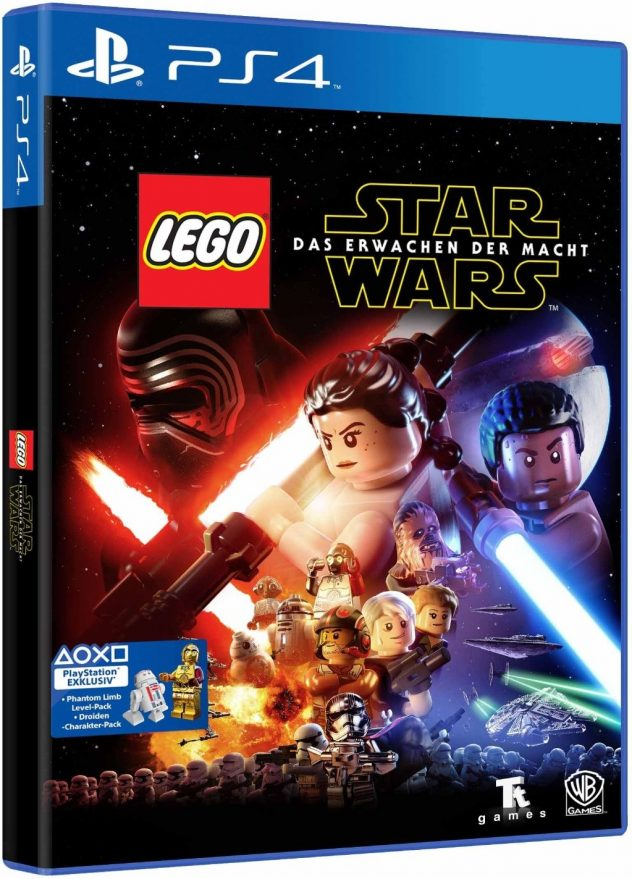 LEGO Star Wars The Force Awakens Game Standard Edition