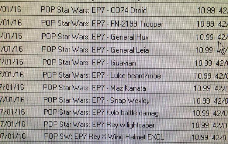 #shortcut: Funko POP! Rey mit X-Wing Helm kommt als Exclusive!