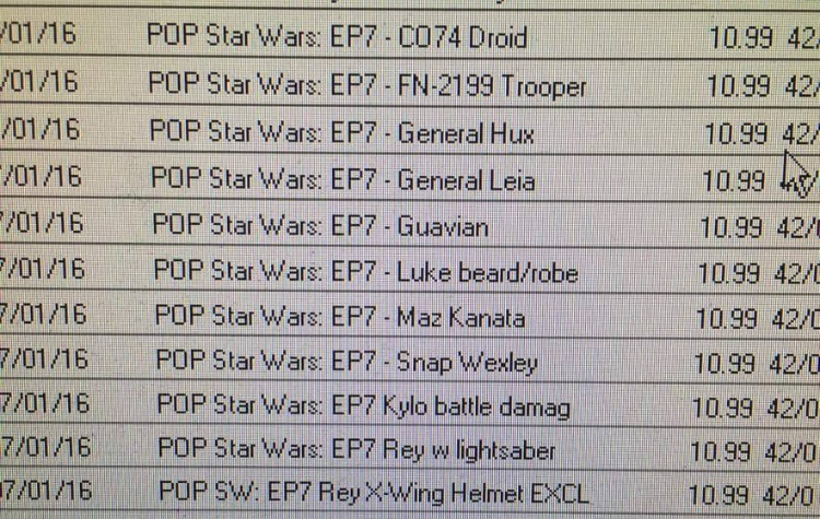 #shortcut: Funko POP! Rey mit X-Wing Helm kommt als Exclusive!